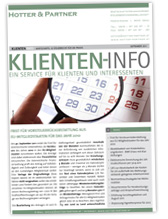 Cover Klienten-Info September 2011