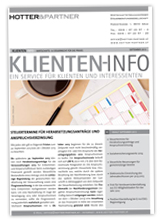 Cover Klienten-Info September 2013