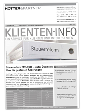 Cover Klienten-Info April 2015